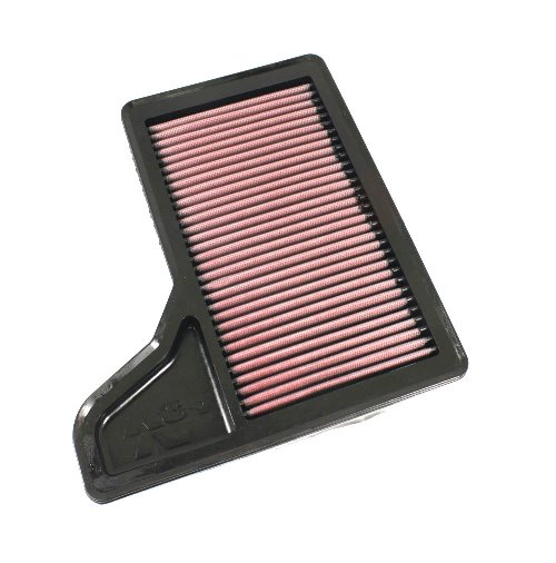 2015-2019 MUSTANG GT, I4 AND V6 HIGH-FLOW K&N / FORD PERFORMANCE AIR FILTER
