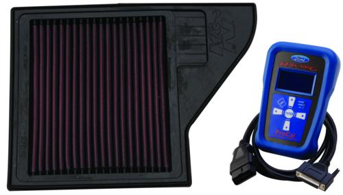 2011-14 MUSTANG GT FORD PERF CAL W/HIGH FLOW K&N AIR FILTER