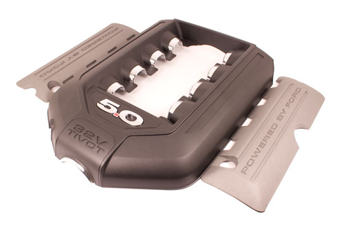 "2011-2014 5.0L COYOTE ""GEN 1"" ENGINE COVER KIT"