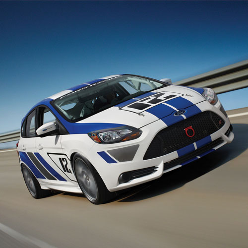 2012 FORD FOCUS ST-R TOURING CAR