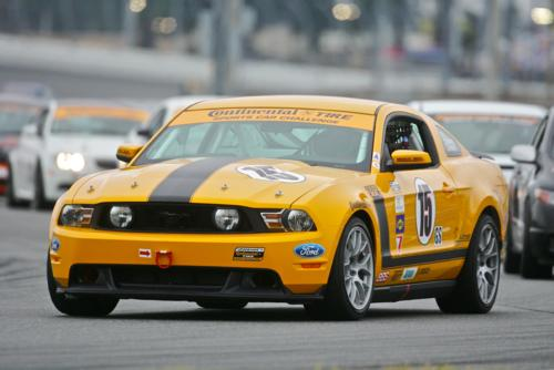 2013 MUSTANG BOSS 302R - GRAND-AM CONTINENTAL SPORTS CAR CHALLENGE SPEC/APPROVED