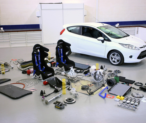 ford fiesta r2 rally kit part details for m frfiesta r2 ford performance. Cars Review. Best American Auto & Cars Review