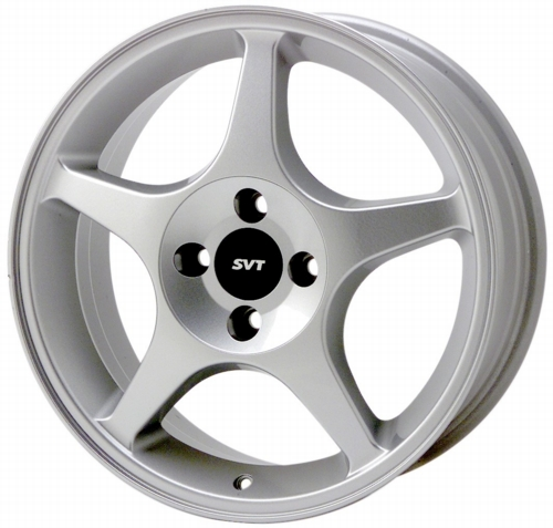 focus svt 17 x 7 wheel silver part details for m 1007 s177 f. Cars Review. Best American Auto & Cars Review