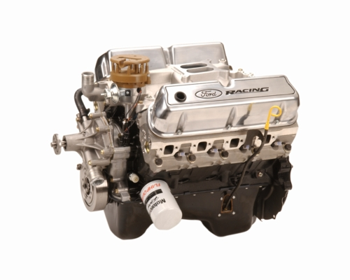 5.8L/351 – 360 HP GT-40 ALUMINUM HEAD FORD RACING PERFORMANCE CRATE ENGINE ASSEMBLY