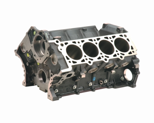 4.6L PRODUCTION CAST IRON ROMEO CYLINDER BLOCK