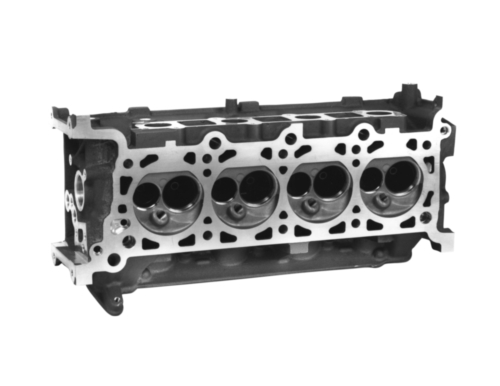 HIGH PERFORMANCE CYLINDER HEAD