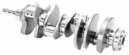 "HIGH STRENGTH FORGED STEEL 3.40"" STROKER CRANKSHAFT"