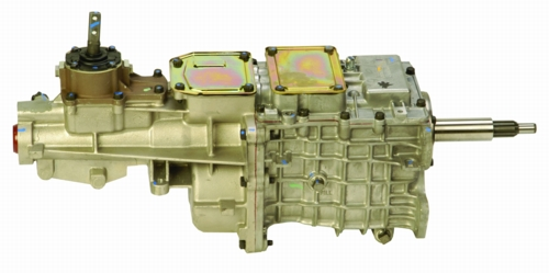 TREMEC 5-SPEED HD TRANSMISSION (WIDE RATIO)