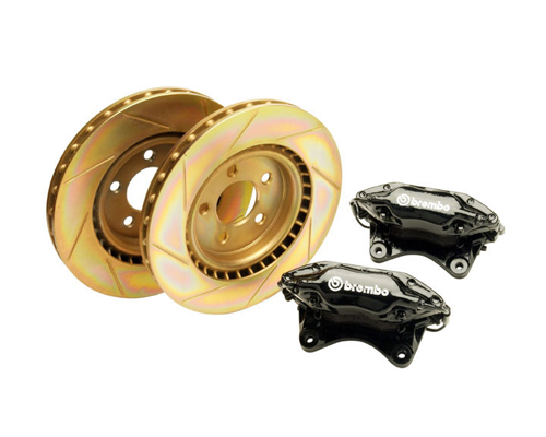 1994-2004 MUSTANG COBRA R FRONT BRAKE UPGRADE KIT