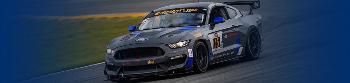 Gt4 By Ford Performance The Ultimate Race Ready Mustang