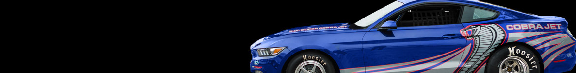 Cobra Jet - by Ford Performance - The ultimate drag racing ...