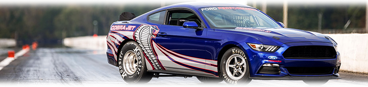 Cobra Jet  by Ford Performance  The ultimate drag racing
