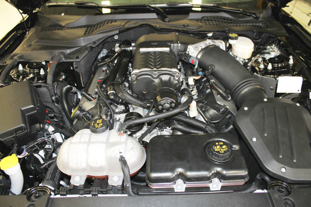 2015 Mustang Gt Supercharger >> 2015 Mustang Gt Supercharger Developed By Ford Performance And Roush